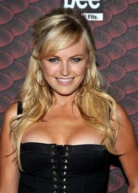 Malin Akerman at the Spike TV's 2008 Scream awards.