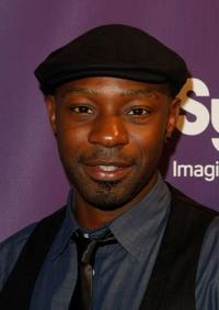 Nelsan Ellis at the Comic-Con 2009.