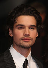 Actor Steven Strait at the Berlin premiere of
