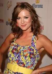 Danneel Harris at the Maxim's 10th Annual Hot 100 Celebration.