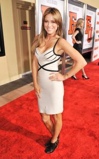 Danneel Harris at the California premiere of