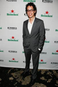 Flaco Navaja at the TFI Latin Filmmaker party during the 2012 Tribeca Film Festival.