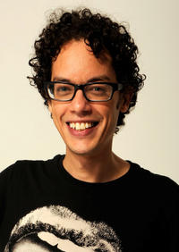 Flaco Navaja at the day 2 of the Tribeca Film Festival 2012 Portrait Studio in New York.