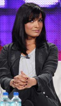 Shelley Conn at the BBC America portion of the 2009 Winter Television Critics Association Press Tour.