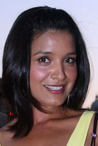 Shelley Conn at the Roma Fiction Fest 2008.