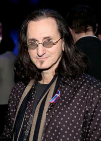 Geddy Lee at the Haiti Benefit in Toronto, Canada.