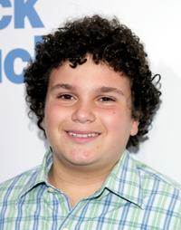Troy Gentile at the premiere of