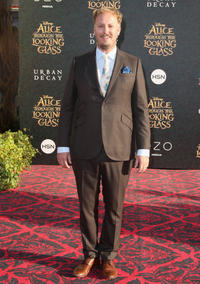 James Bobin at the California premiere of