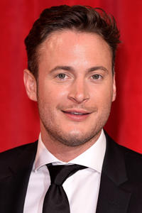 Gary Lucy at The British Soap Awards in Manchester, England.