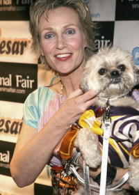 Jane Lynch at the Animal Fair Magazine's 7th Annual