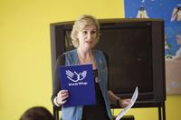 Jane Lynch as Sweeny in