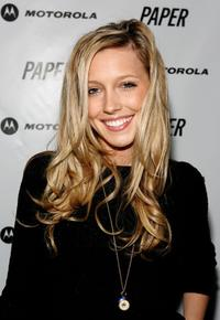 Katie Cassidy at the Paper Magazine and Motorola, Beautiful People Party West Celebrating PAPERs Ninth Annual Beautiful People Issue.