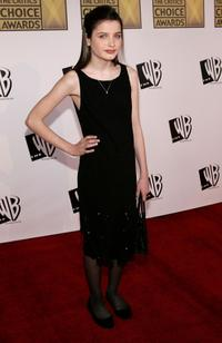 Flora Cross at the 11th Annual Critics Choice Awards.