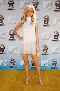 Vanessa Branch at the 17th Annual MTV Movie Awards.
