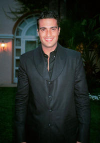 Jaime Camil at the Don Francisco gala in California.
