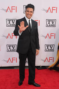 Jaime Camil at the 38th AFI Life Achievement Award honoring Mike Nichols.