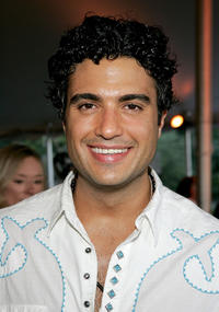 Jaime Camil at the Mayor Hosts BBQ at Gracie Mansion For the Entertainment Industry.