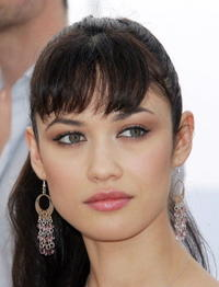 Olga Kurylenko at the photocall for