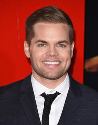 Wes Chatham at the Los Angeles premiere of
