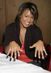 Toni Trucks at the 2006 Diamond Lounge in California.