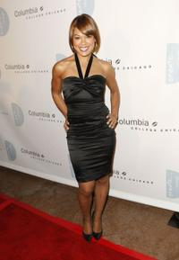 Toni Trucks at the 5th Annual Columbia College Chicago Impact Awards 2007.