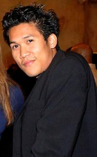 Dante Basco at the party of director John Singleton.