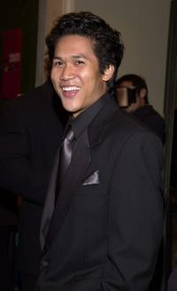 Dante Basco at the Second Annual AMMY Awards For Asian American Entertainment.