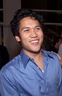 Dante Basco at the after party of the premiere of
