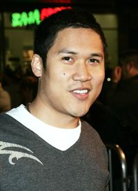 Dante Basco at the premiere of