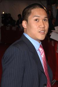 Dante Basco at the world premiere of