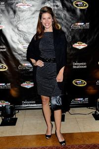 Jamie Little at the NASCAR Sprint Cup Series Champions Week in Las Vegas.