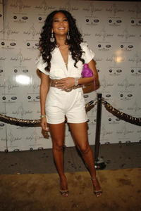 Kimora Lee Simmons hosts the Baby Phat Spring 2007 Dinner during Olympus Fashion Week in N.Y.