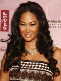 Kimora Lee Simmons at The Hetrick-Martin Institute 20th Annual Emery Awards in N.Y.