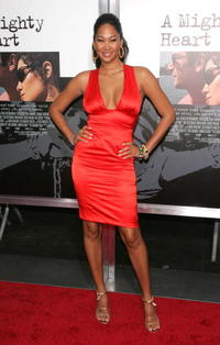Kimora Lee Simmons at the N.Y. premiere Of