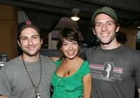Producer Charlie Day, Mary Elizabeth Ellis and Glenn Howerton at the Independent TV Festival Screening of