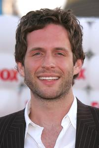 Glenn Howerton at the Fox All-Star Television Critics Association party.