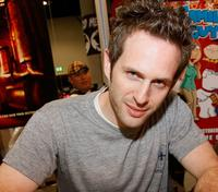 Glenn Howerton at the Comic Con 2008.