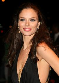 Georgina Chapman at the New Yorkers for Children celebration of