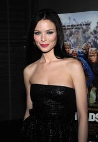 Georgina Chapman at the New York screening of