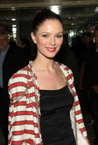 Georgina Chapman at the dinner for