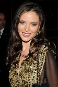 Georgina Chapman at the New York premiere of