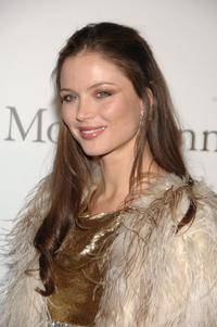 Georgina Chapman at the 2007 Angel Ball.