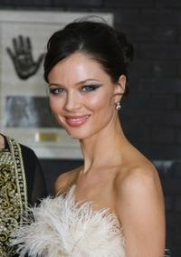 Georgina Chapman at the Britains Best 2008 awards.