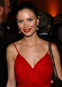 Georgina Chapman at the celebration of network television.
