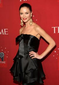 Georgina Chapman at the TIME's 100 Most Influential People Gala.