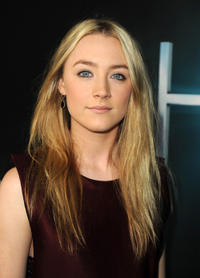 Saoirse Ronan at the California premiere of