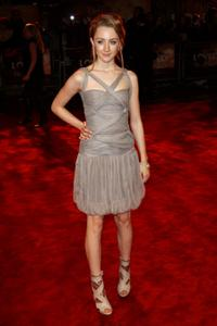 Saoirse Ronan at the London premiere of