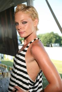 Kate Nauta at the Kids Day at 2008 Mercedes-Benz Bridgehampton Polo Challenge.