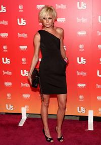 Kate Nauta at the Us Weekly Hot Hollywood party.