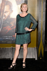 Producer Deborah Snyder at the California premiere of